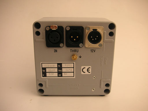 Loudspeaker KLS1 rear