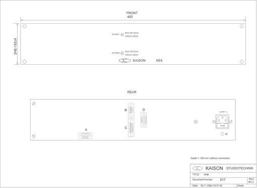 External Interface KE4