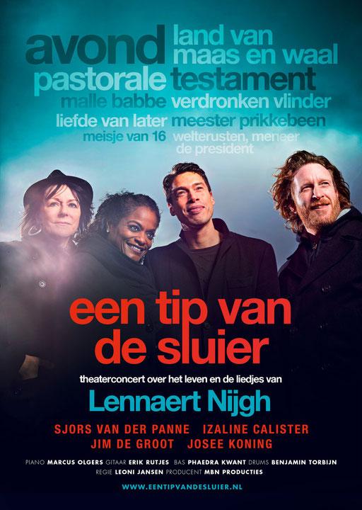 Theatertour 2017-2018 premiere 28 november Stadsschouwburg Haarlem