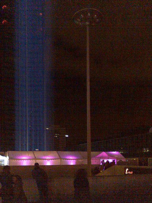 Nuit blanche, Tour Montparnasse, Paris 20081004fra