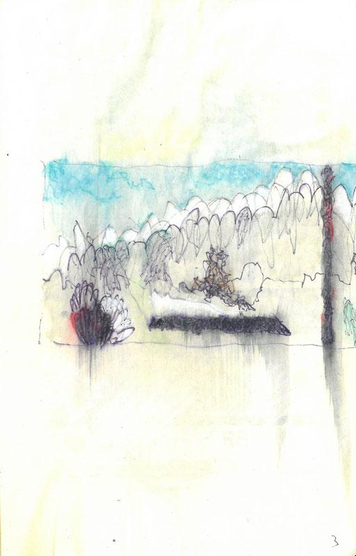"plein air ""Dolomiten""   Aquarell   20191226fra"