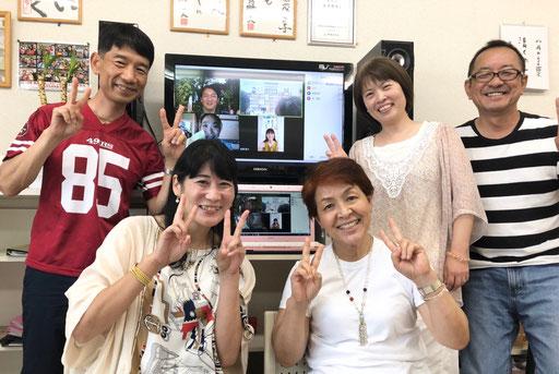 まるかんのお店ひかり玉名店の9月の寺子屋お茶会in玉名店