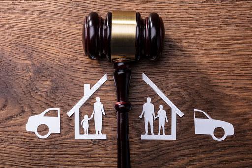 Trennung Scheidung Immobilien Verkauf