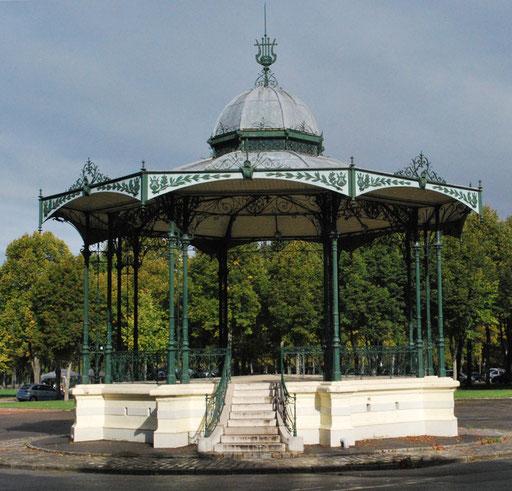 Amiens- Parc de la Hotoie