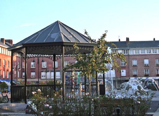 Abbeville-Place Max Lejeune-Photo: H de M