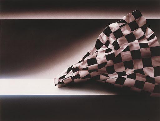 """Komposition 44 """"Schachbrett Zyklus"""" 1985"""