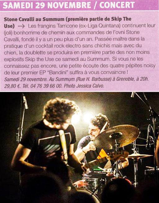 Le Petit Bulletin - 29/11/2013