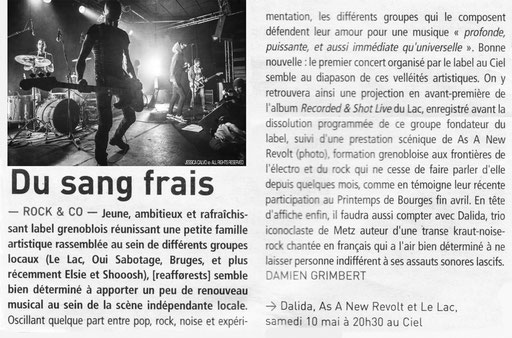 Le Petit Bulletin - 07/05/2014