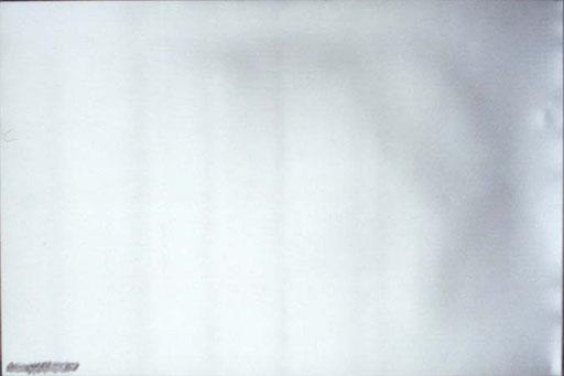 """Poster Nr. 4  1996  Offsetdruck  mit """"Rubbelsilber""""  70 x 100 cm"""