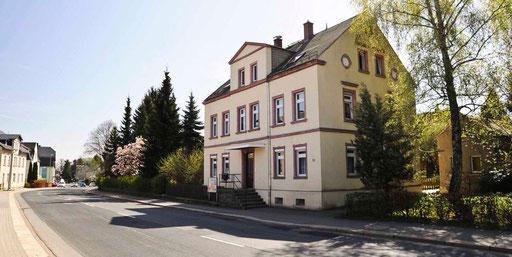 Pfarrhaus Grüna
