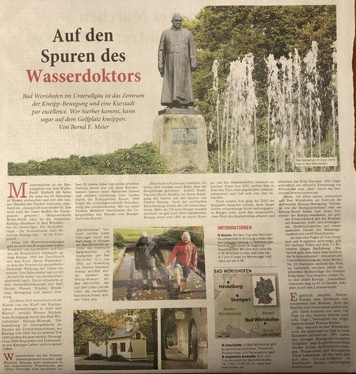Bericht aus der Rhein-Neckar-zeitung 20.02.2020