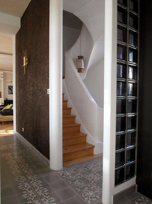 demeure 2013 toulouse herve cluson d corateur architecte decoration createur chaux fresque staff. Black Bedroom Furniture Sets. Home Design Ideas