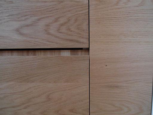 meuble bois chêne ALAIN CULLET