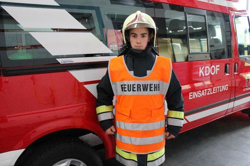 Warnweste Feuerwehr
