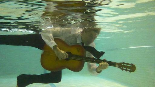 musique piscine