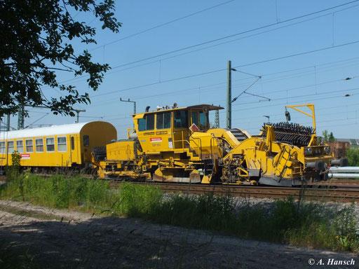 ...am Zugschluss hängt SSP 904 (SSP 110SW)