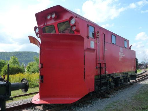 Auch SPM419 (80-80-970 5007-0) stand am 1. September 2012 in Meiningen