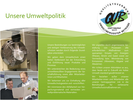 Umweltpolitik Karl Roth GmbH