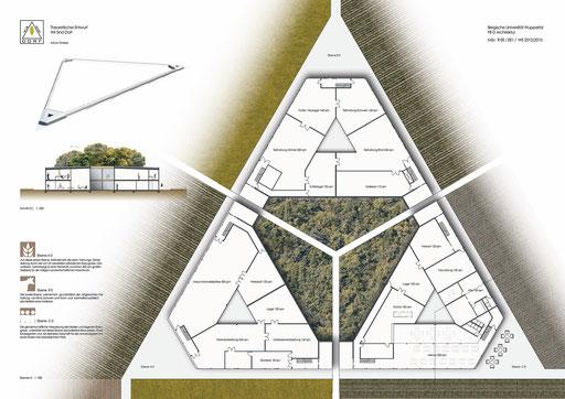 Ebene O Dreiecke