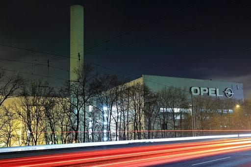 """Leider ist die Fahrzeugproduktion in Bochum seit dem 05.12.2014 """"Geschichte"""""""