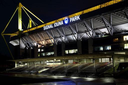 Dortmund - Signal Iduna Park & Stadion Rote Erde