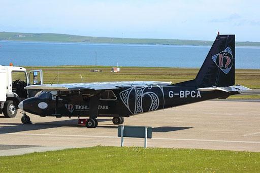 Britten-Norman BN-2B-26 Islander