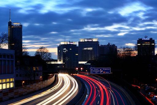"""A40 Essen - """"Skyline Essen"""""""