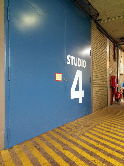 SWR Studio Baden Baden