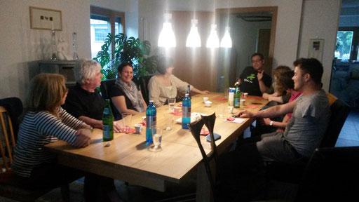 Bild: Vereinstreffen