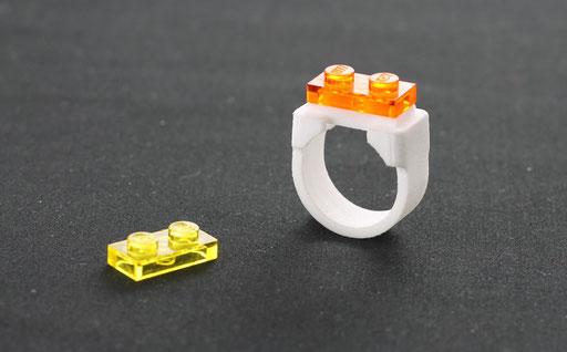 Bague LEGO