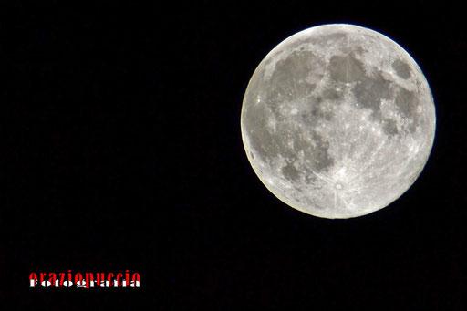 Luna piena del 03/07/2012