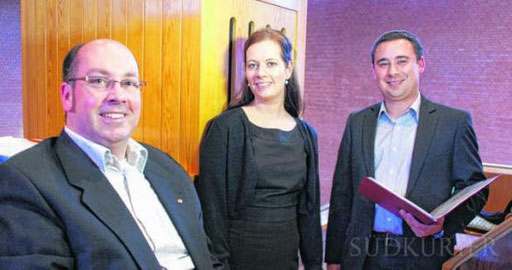 Andreas Konrad, Irene Mattausch, Johannes Treffert