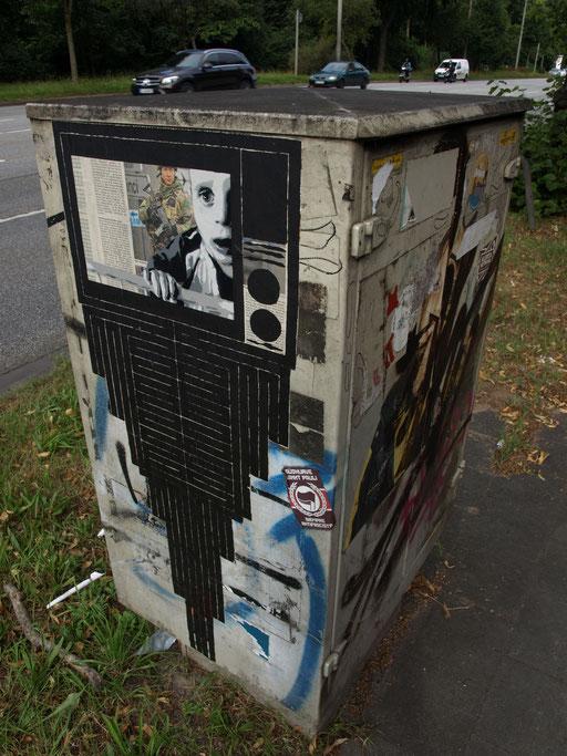 Hamburg - Schröderstiftstraße