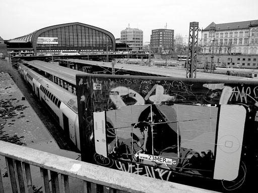Hamburg - Steintorwall/Altmannbrücke
