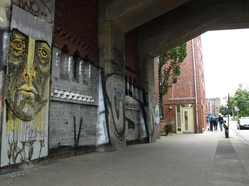 Hamburg - Pepermölenbek