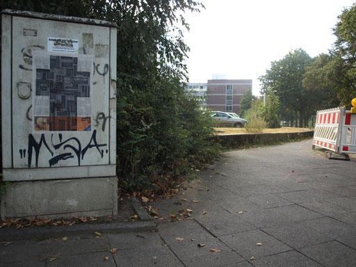 Krefeld - Nordwall