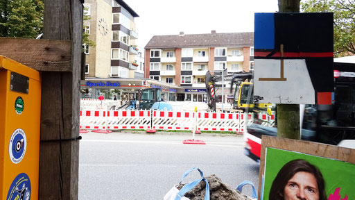 Hamburg - Fuhlsbüttler Straße