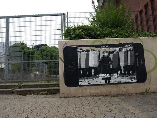 Krefeld - Dreikönigenstraße