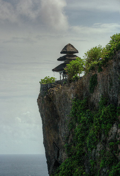 Temple d'Uluwatu (Indonésie)