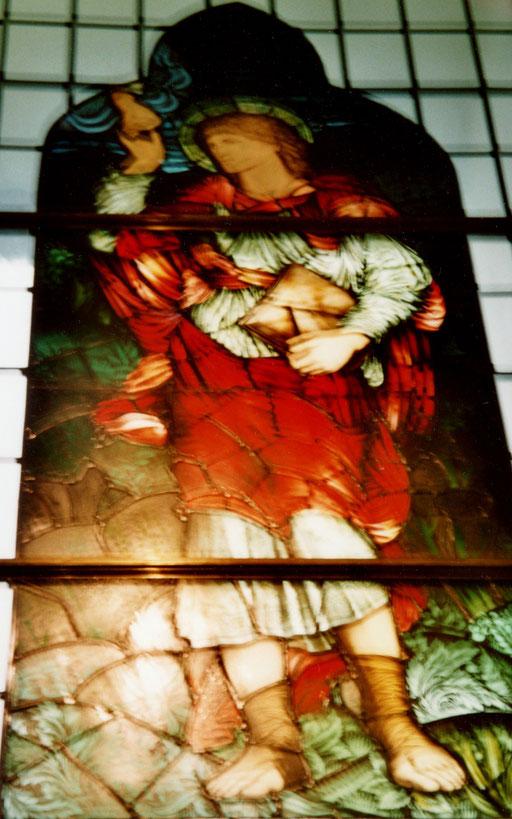 Hénok; Musée de la vie et de l'art religieux, Glasgow, Ecosse