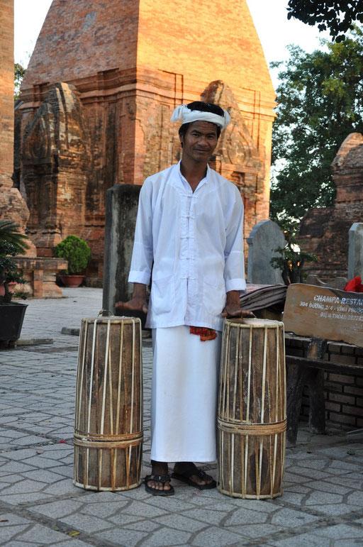 Musicien à Ponagar