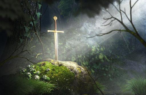 エクスカリバー ヒーリング   Healing the Excalibur
