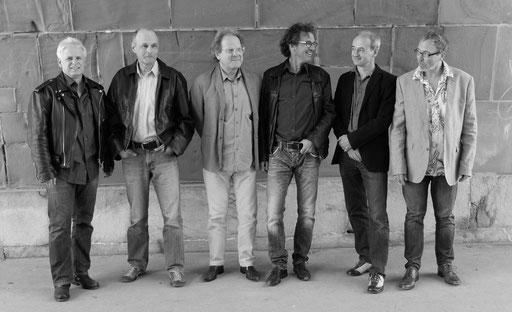 Reto Schiegg, François Cuvit, Paul Stämpfli, Ronny Kummer, Nilo Bortot, Daniel Hänggi