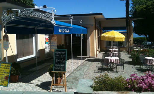 Ingresso Bar La Verbanella a Stresa