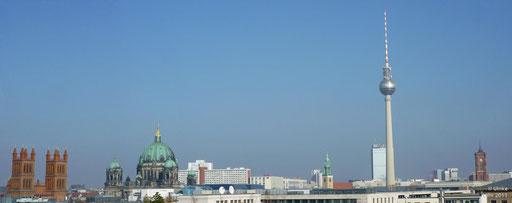 ... oder die Berliner Luft