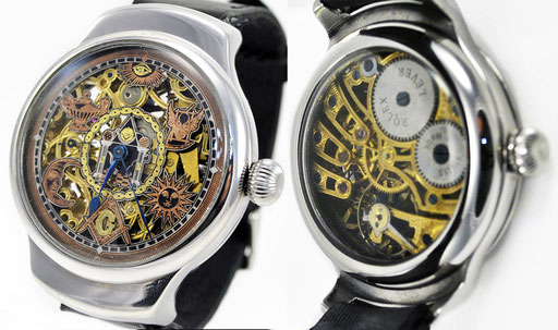 Archive of Masonic Style Watches - New Life For Old Watches
