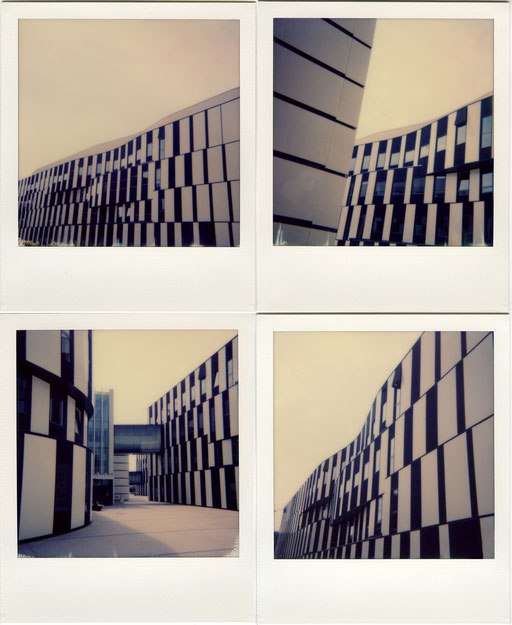 WU Campus,Atelier Hitoshi Abe