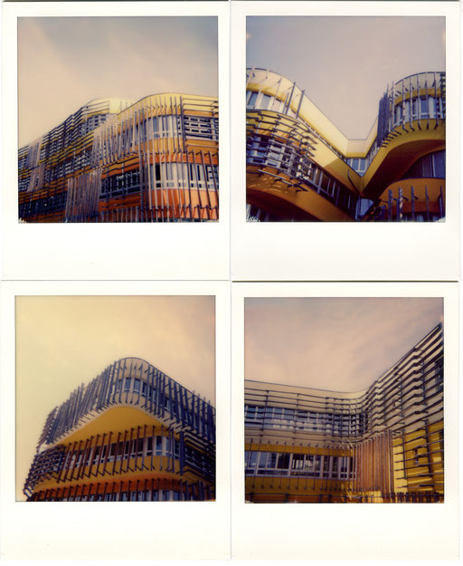 WU Campus,architect Peter Cook
