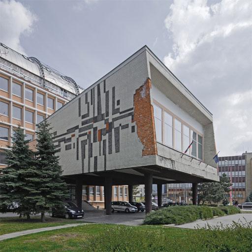 Public building in Trnava
