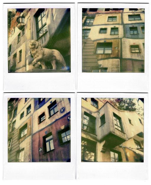 Hundertwasserhouse, Vienna